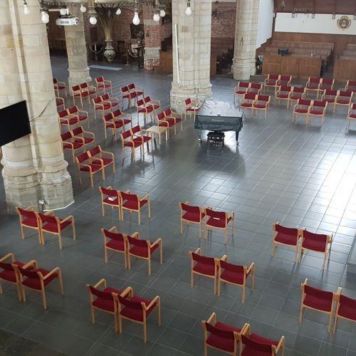 Vanaf september weer concerten in de Sint Jacobskerk